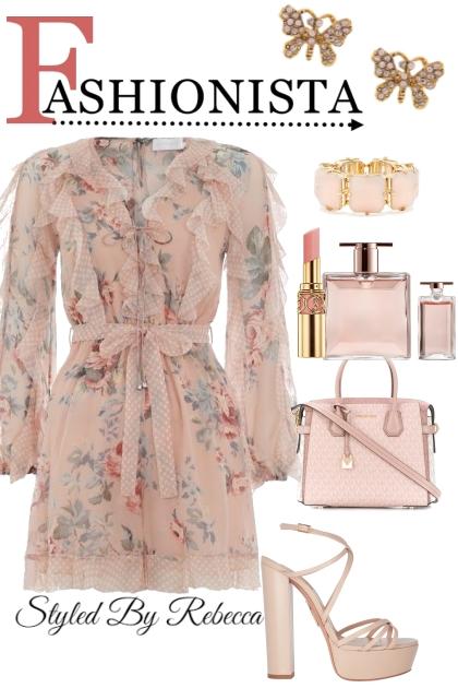 Fashion for pink girls