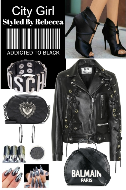 City Girl-4/22- Fashion set