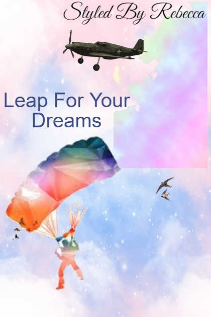 Leap for Your Dreams Art