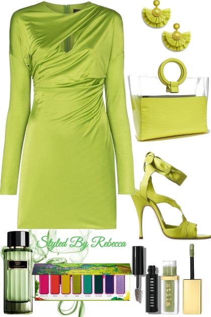 Green and Sassy