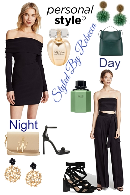 Personal Style For Night/Day