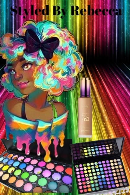 Rainbow Eye Beauty