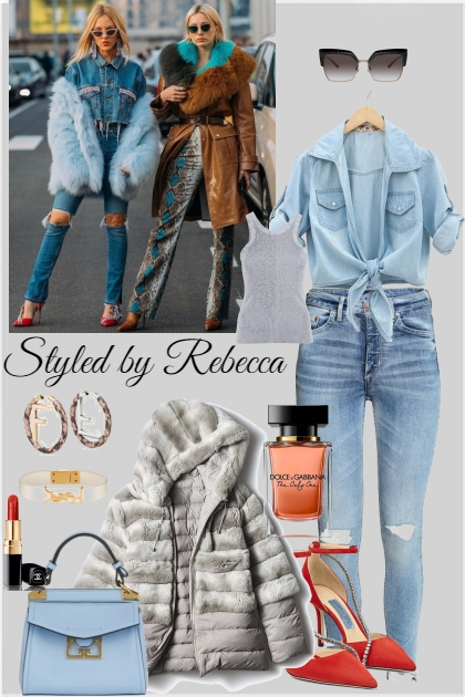 STREET STYLE - DAILY LOOK