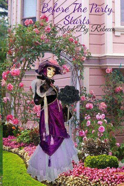 Masquerade Garden