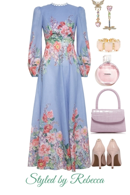 Royal Outing Spring Style
