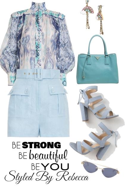 Summer Shorts-City Cuteness