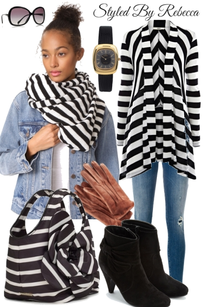 Fall Stylish Stripes