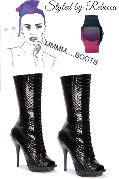 MMMMM..Boots
