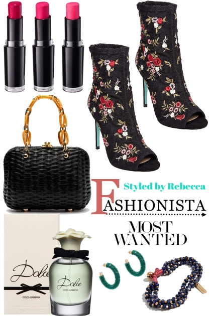 Most wanted fashionista items