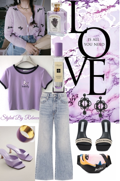 Stay In Purple Love
