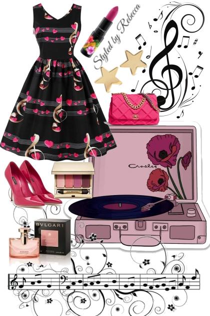 Fashion in tune