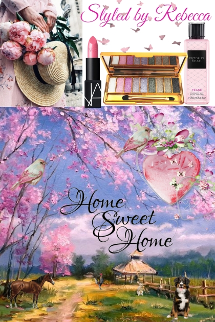 Home sweet home-June