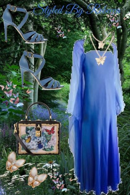 Summer Maidens Garden