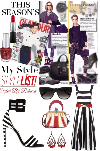 Summer Style List /Stripes