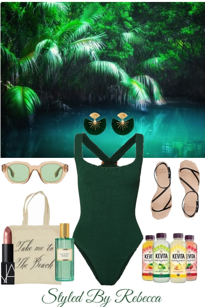 Tropical Dips
