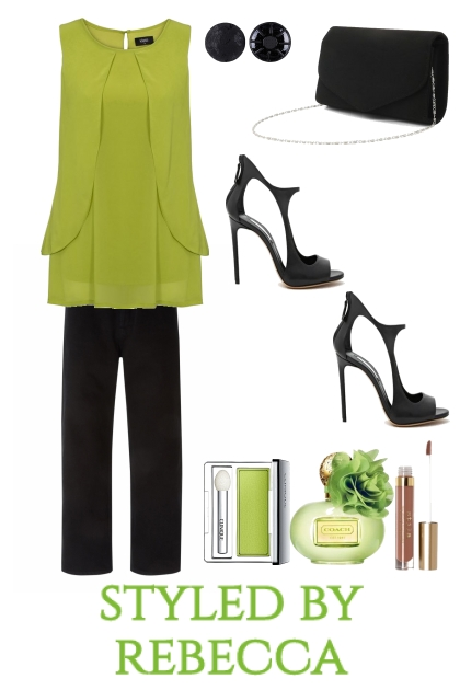 Lime day casual