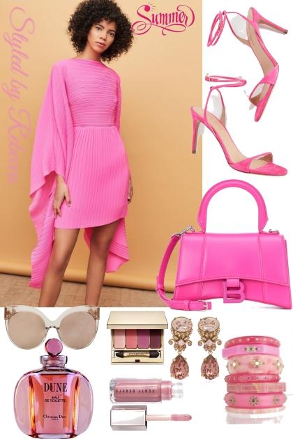 Summer Pink Guide
