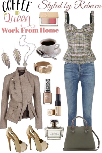Work From Home Friday- Fashion set