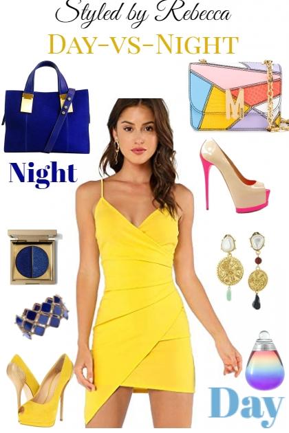 Yellow Summer-Day-vs-Night
