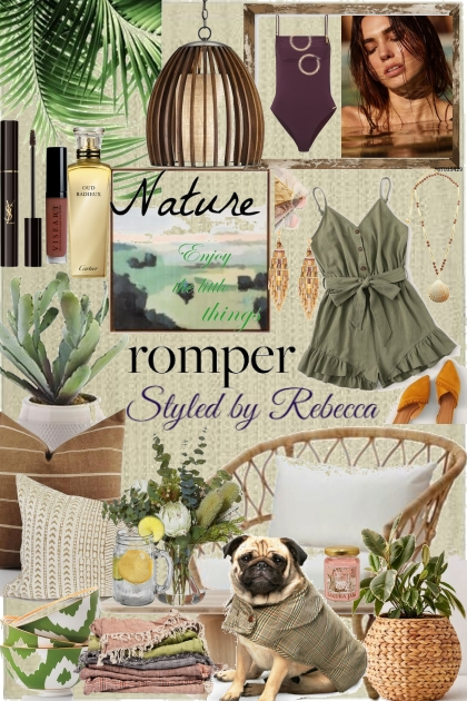 Nature Style and Romper Weekends