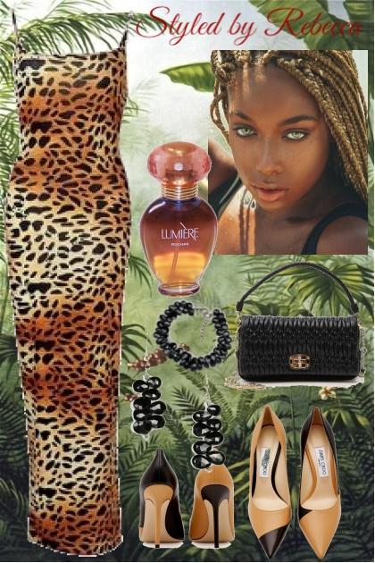 Its A Wild Trip- combinação de moda