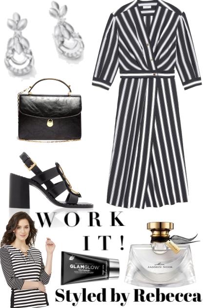 Work Looks For 9/3/20- combinação de moda