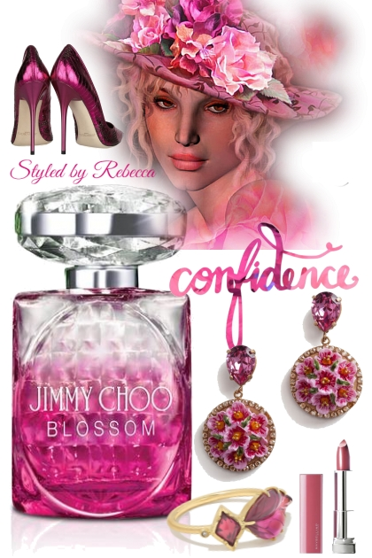 Blossom Into confidence