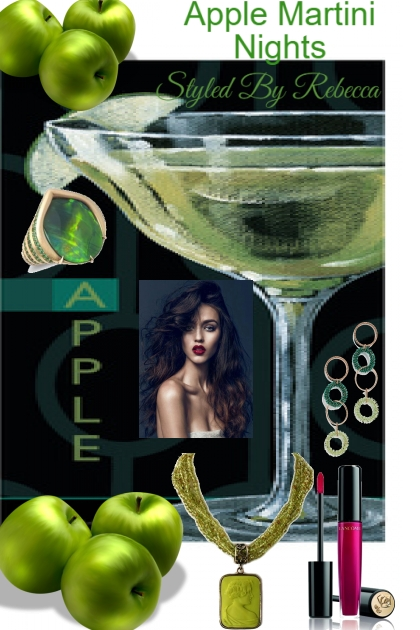 Apple Martini Nights