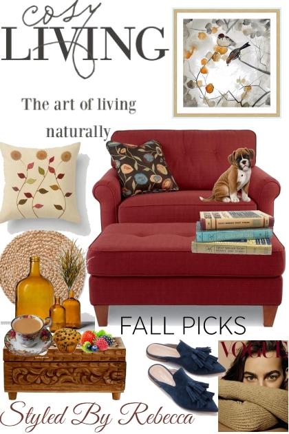 Cozy Living 2020 Autumn- Modna kombinacija