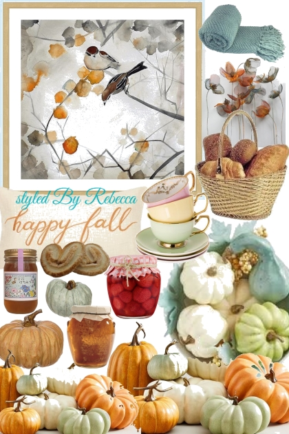 Happy Fall ,at home
