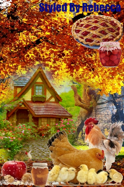 Country autumn days