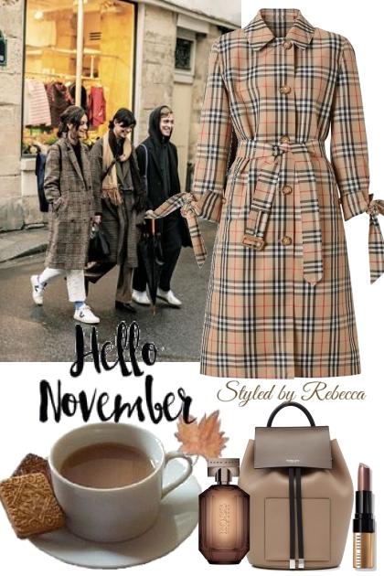 street coats and coffee