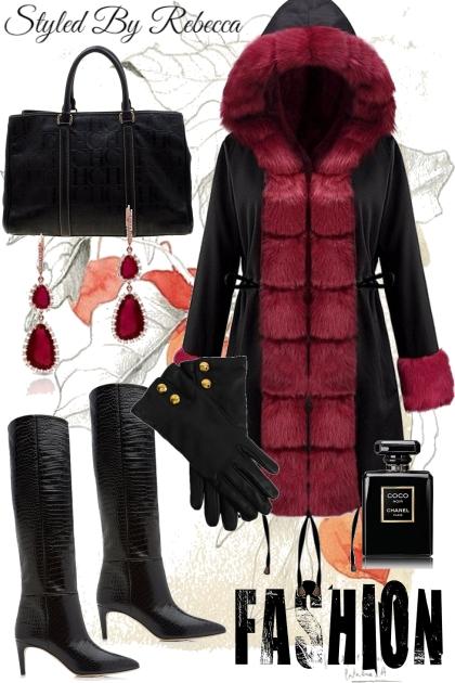 November Coat Show- Fashion set