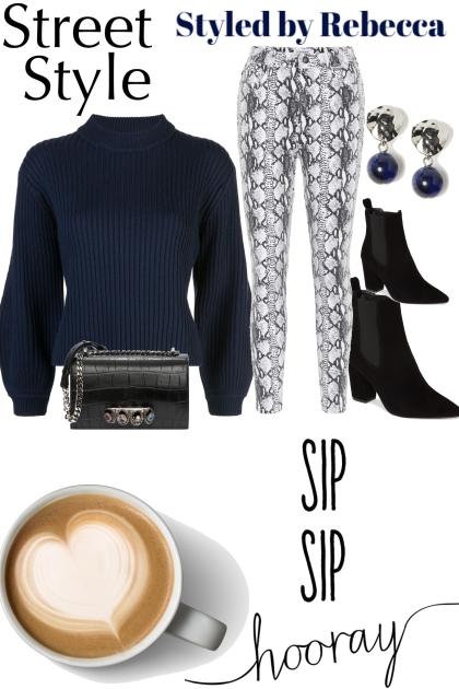 Coffee sips