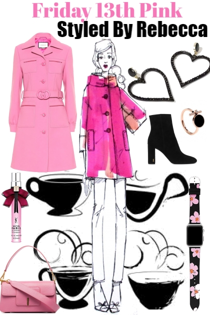 Friday 13th Pink
