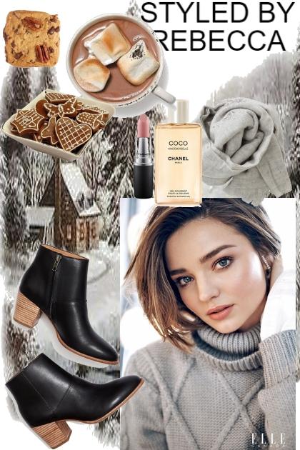 COLD WINTER- Fashion set
