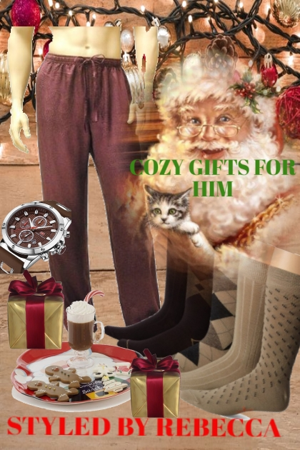 COZY GIFTS FOR HIM