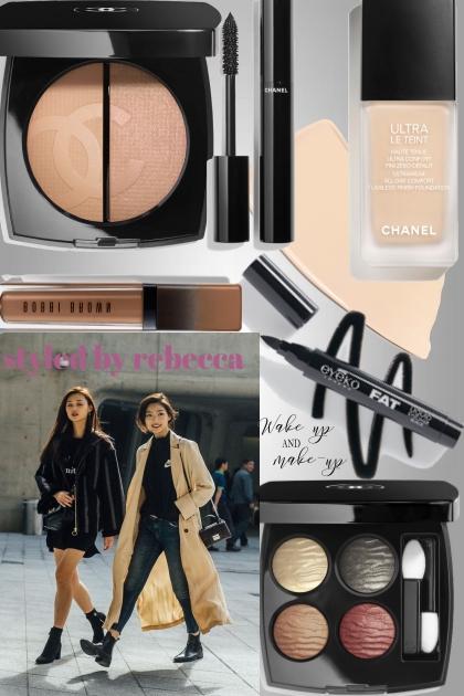 Makeup Street Style11/27