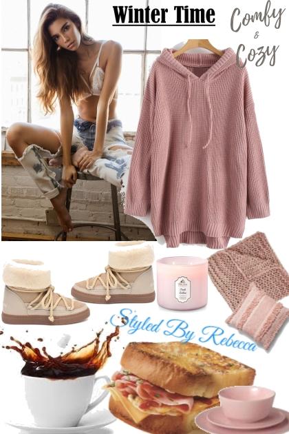 Cozy Friday Life- Modekombination