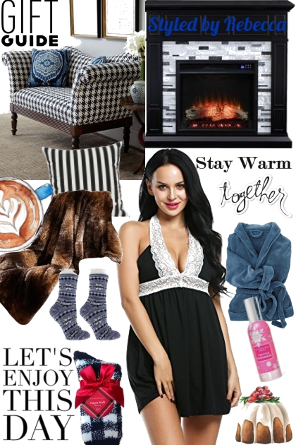 STAY WARM GIFT GUIDE