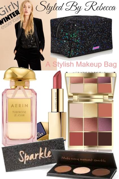 Girly Winter Makeup Essentials