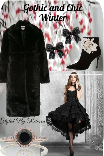 Gothic and Chic Winter