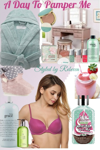 A Day To Pamper Me