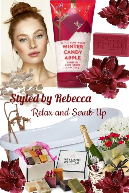 Relax and Scrub Up- combinação de moda