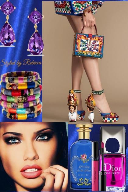 My Color Chains- Fashion set