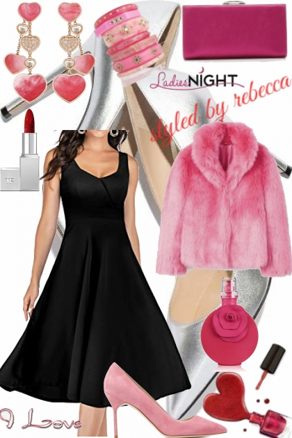 Ladies Night For V-Day
