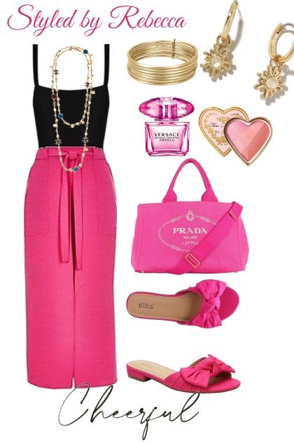 Cheerful Pink