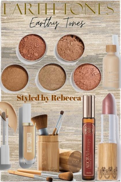 earthy tone makeup