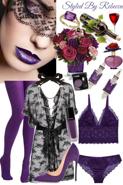 Purple Shroud Romance