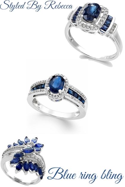 Blue Bling